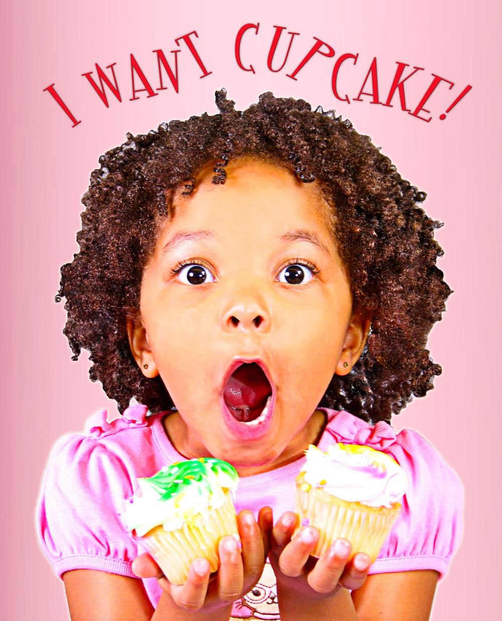 CupcakeCamp Memphis - I Want Cupcake