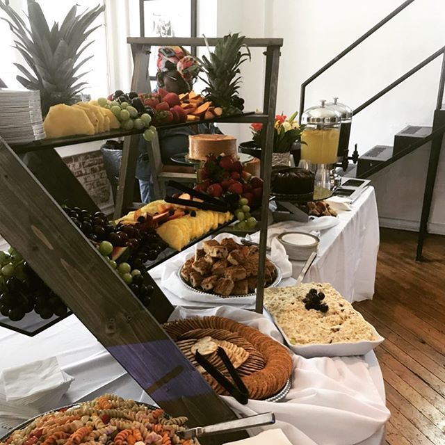 Feeding the people! It's what we do!!! This brunch display was for an event by @clarissa_joi where we served as a sponsor. Thank you again Clarissa for asking @sweetpotatobabyco and @galstonrestaurant to be apart of your Rise Up Single Mom's Brunch!