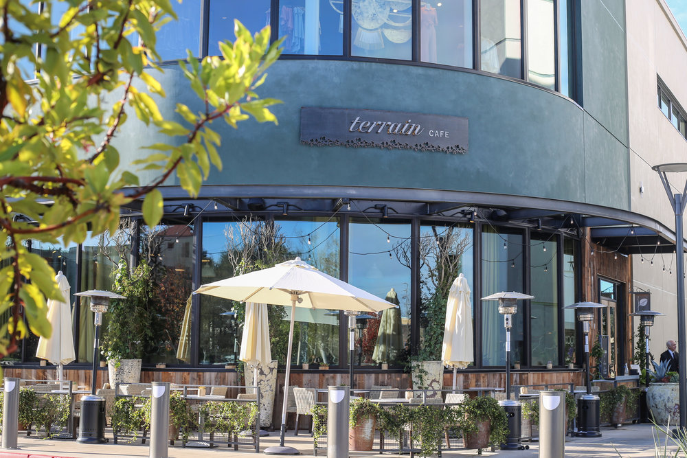 CLICK TO READ ABOUT TERRAIN GARDEN CAFE in PALO ALTO, CA.
