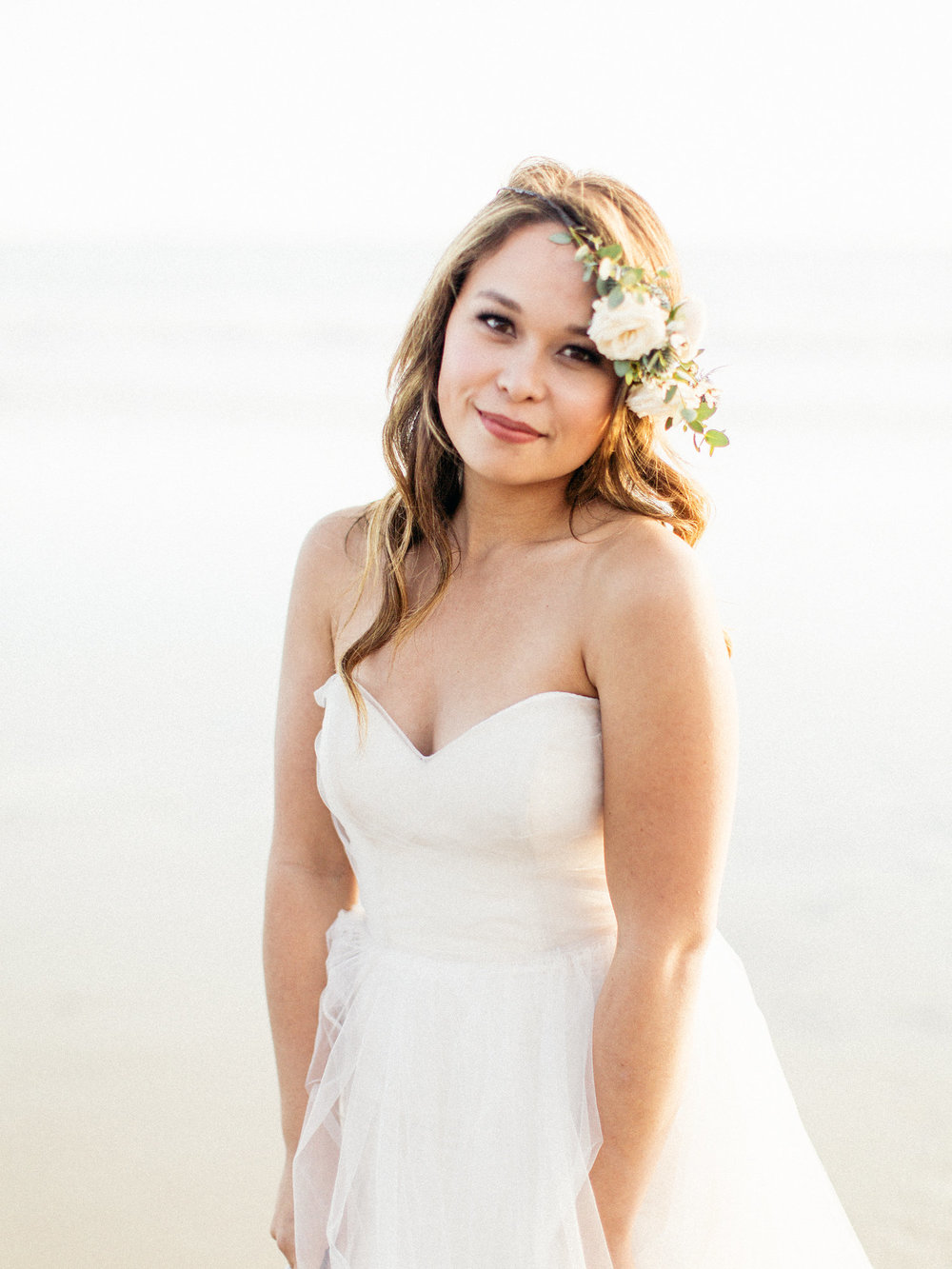 Santa Barbara Styled Wedding at Butterfly Beach - California Wedding ...