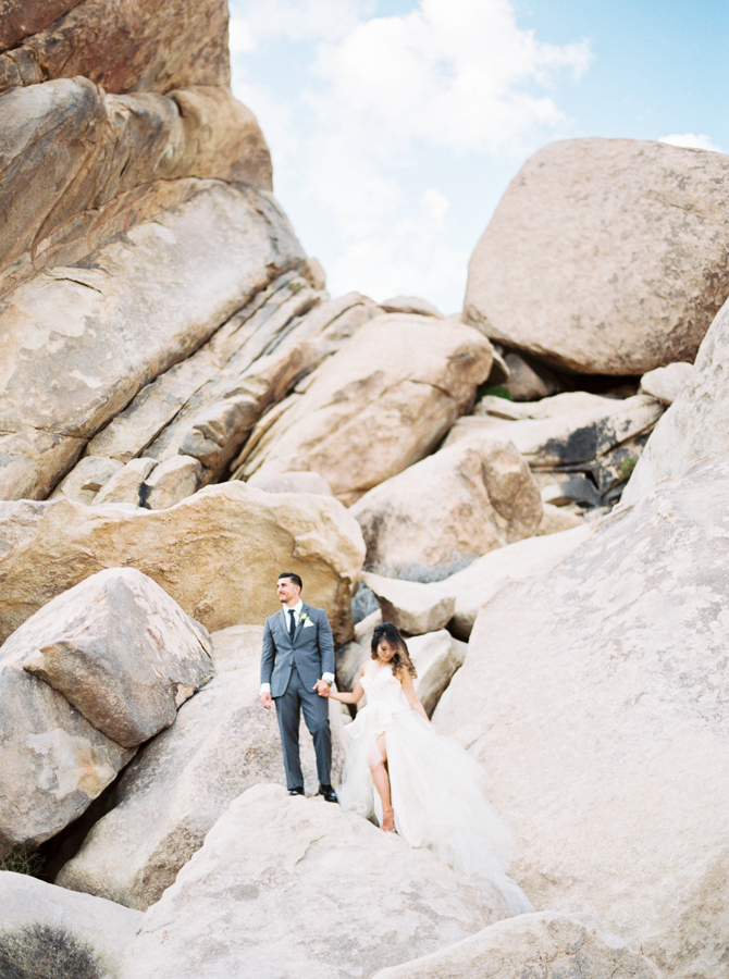 Shelby + Chris | Joshua Tree, CA