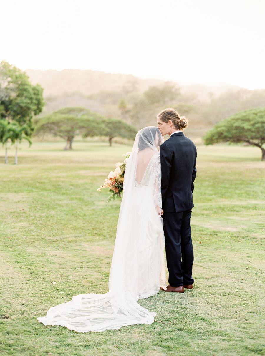 Lauren + Josh | Oahu, HI