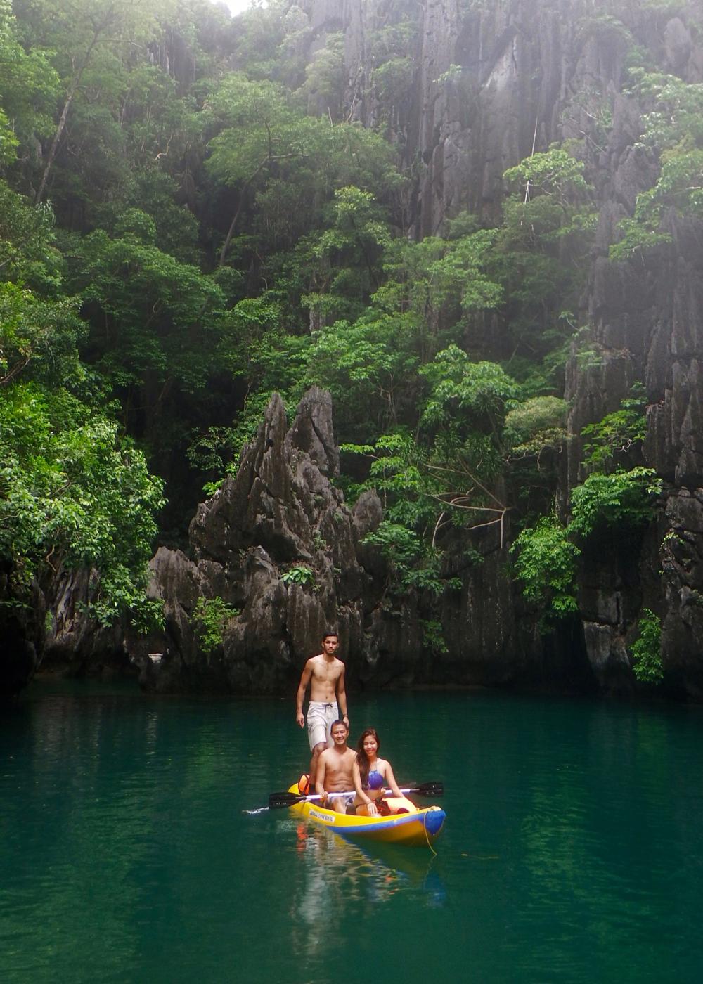 Small Lagoon - El Nido, Palawan