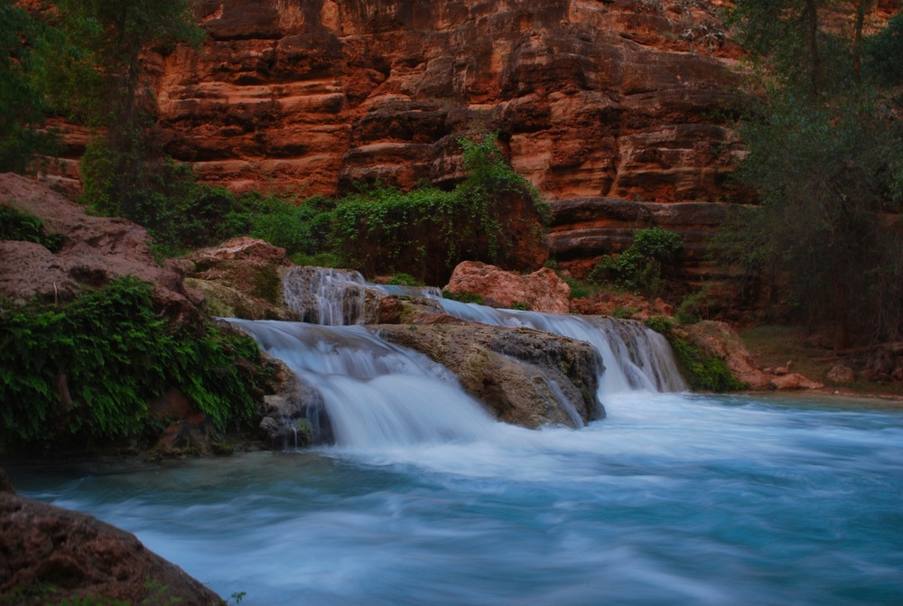 The Desert's Garden of Eden - Havasu Falls, Mooney Falls & Beaver Falls