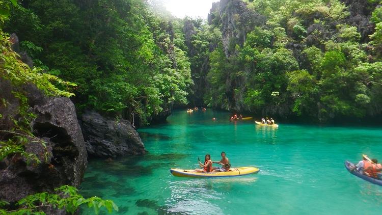 Wandering in El Nido, Palawan