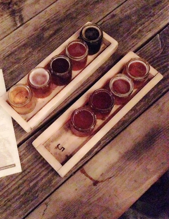 oregon beer tasting