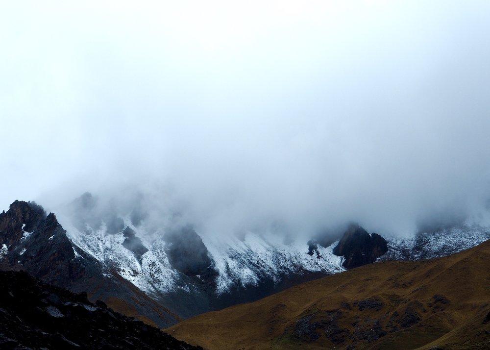 Abra Salkantay, Salkantay Trek, Peru 2017