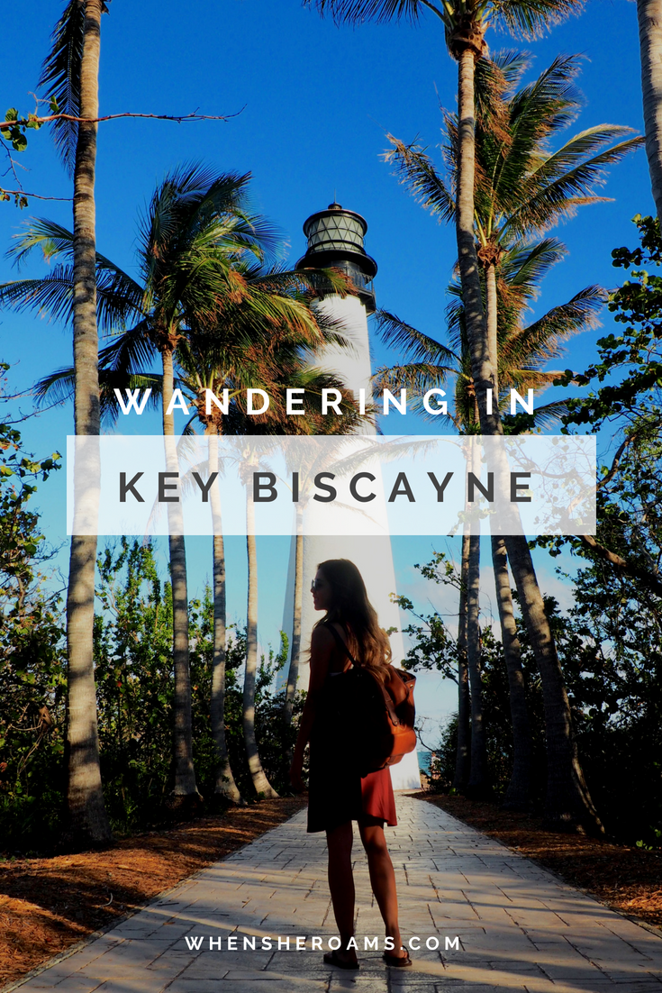 key biscayne blog when she roams