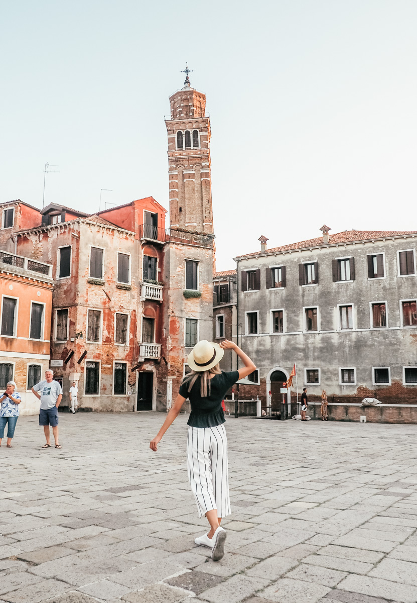 Venice, Italy, 2018