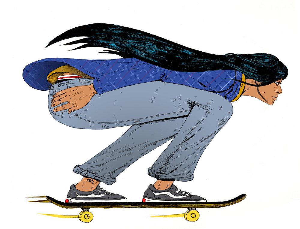 Skate Bomb
