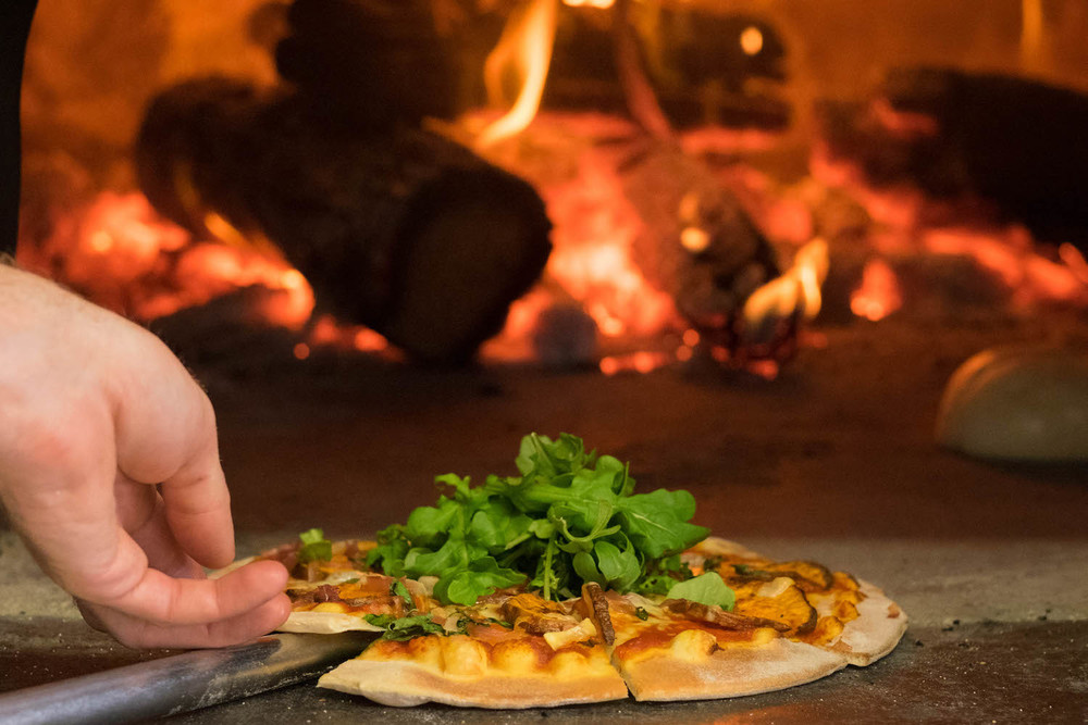 Tombolo Freycinet - Wood Fired Pizza love