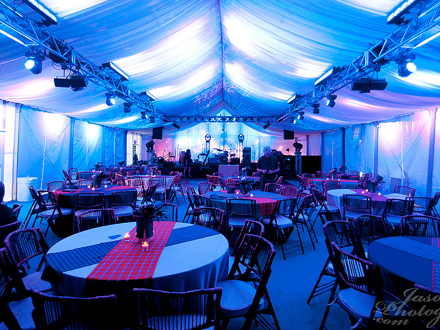 Large Tent Event
