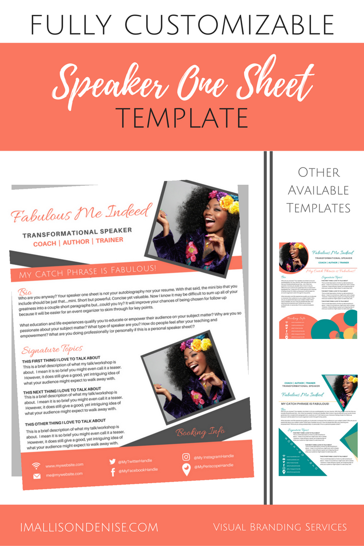 speaker sheet template april onthemarch co