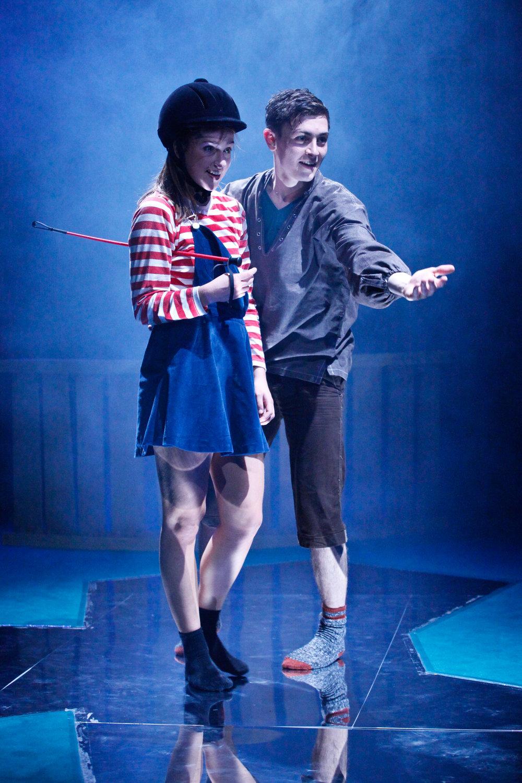 Photo: Jordan Anderson. Dancers: Ellen Cobbaert & Josh Hawkins.