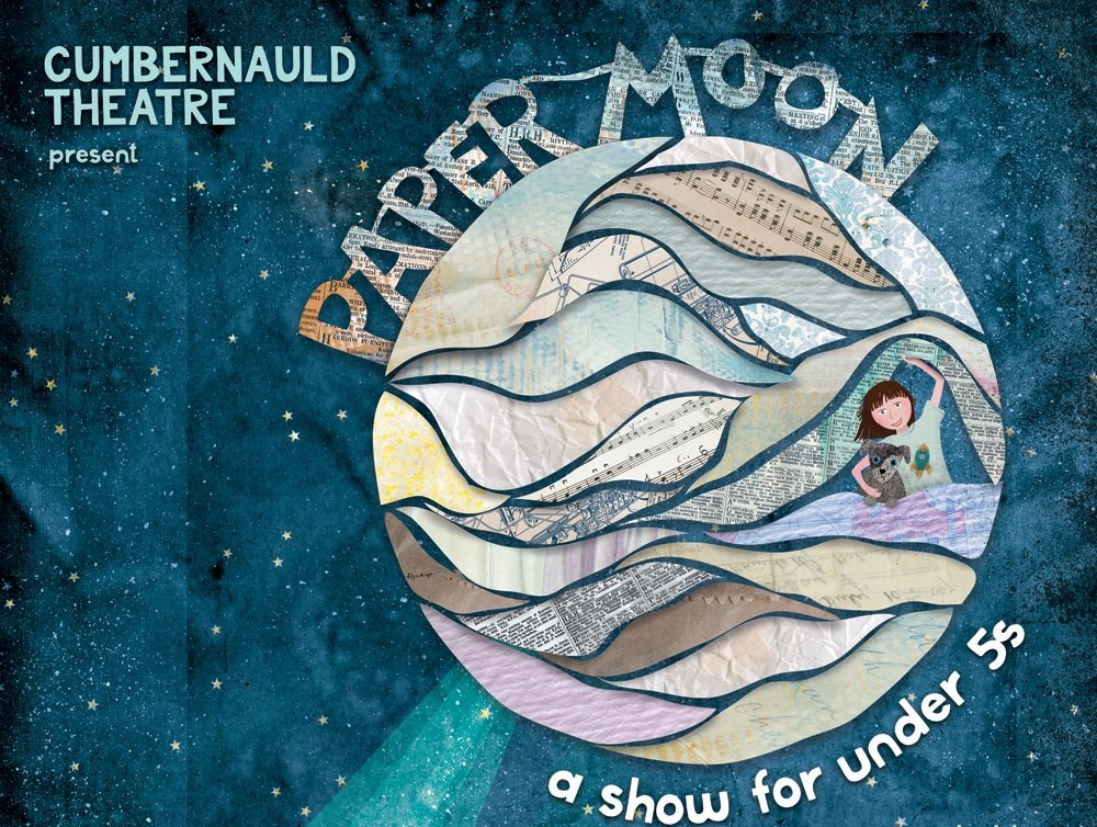 Show for Under 5s - Paper Moon (Ages: 0 to 5)