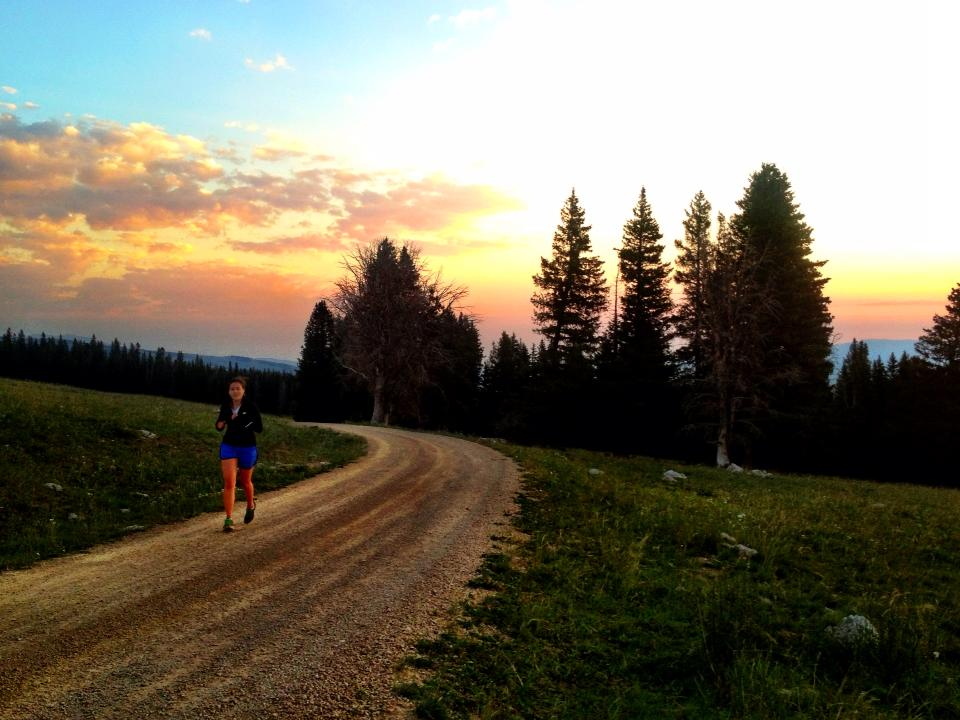 Life begins at the edge of our comfort zone-- I am not a runner, but with the help of some friends competed in an almost 300-mile relay race in western Montana. I prefer to stick to yoga, but it's always good to test your boundaries.