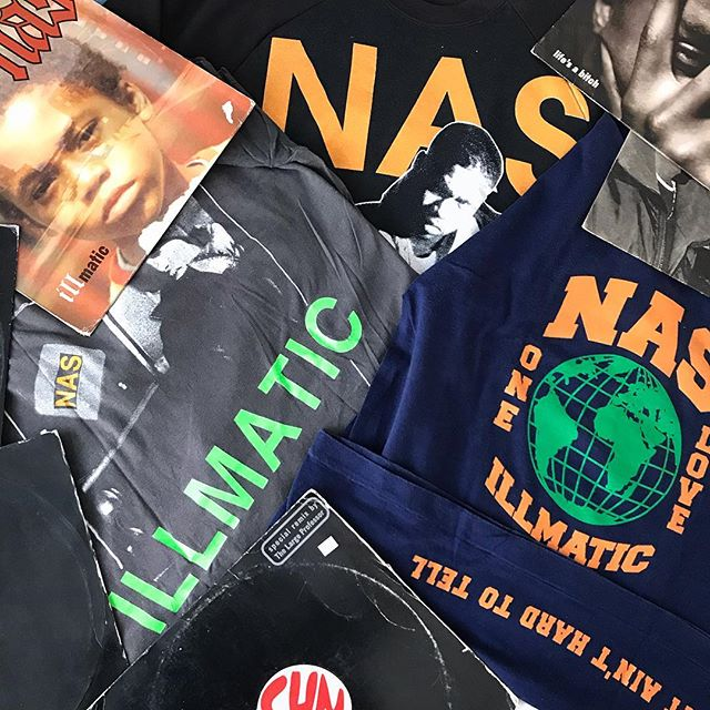 25 years in the top spot #illmatic #raptees