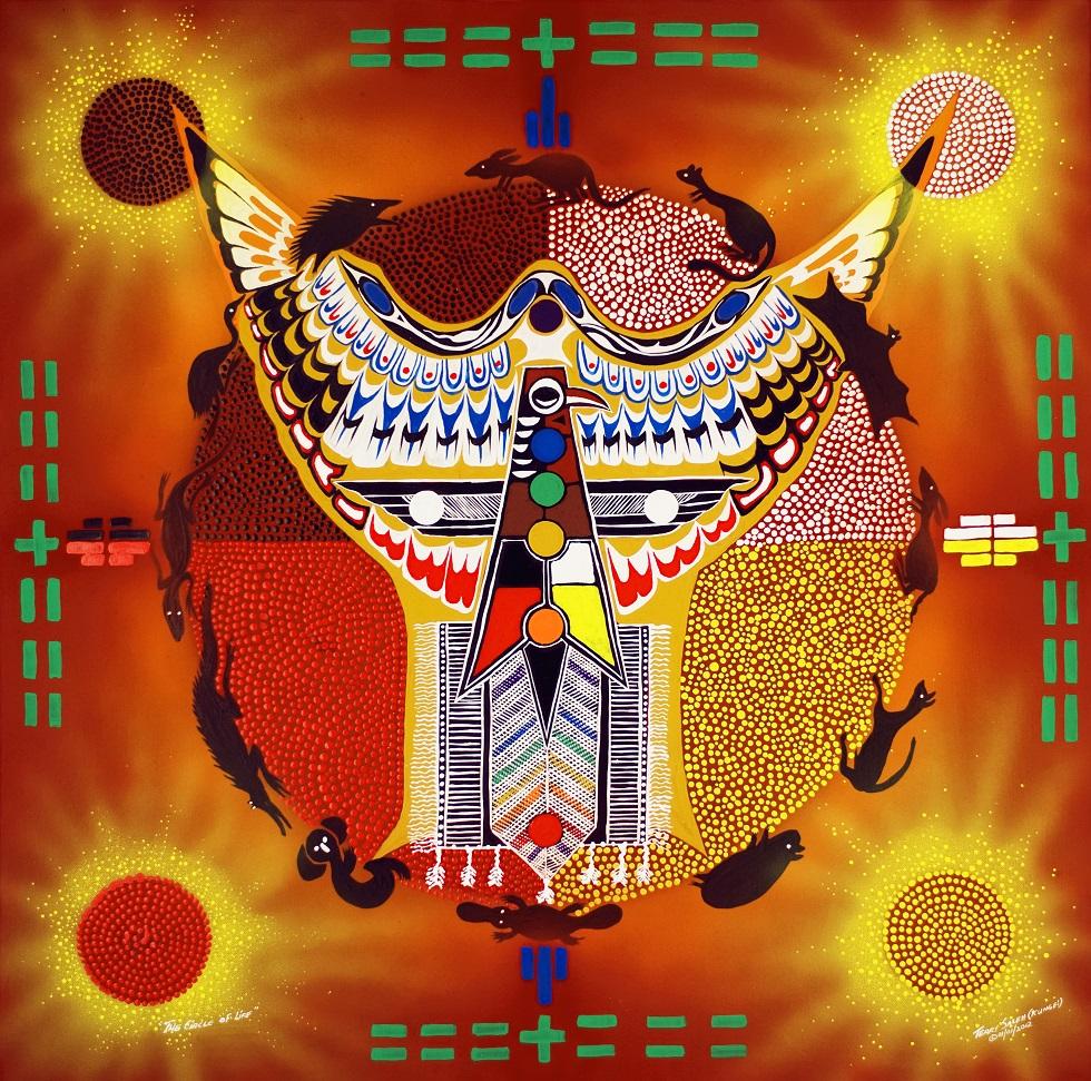 Shamanic Energy Healing Circle of Life - Terrry Saleh.jpg