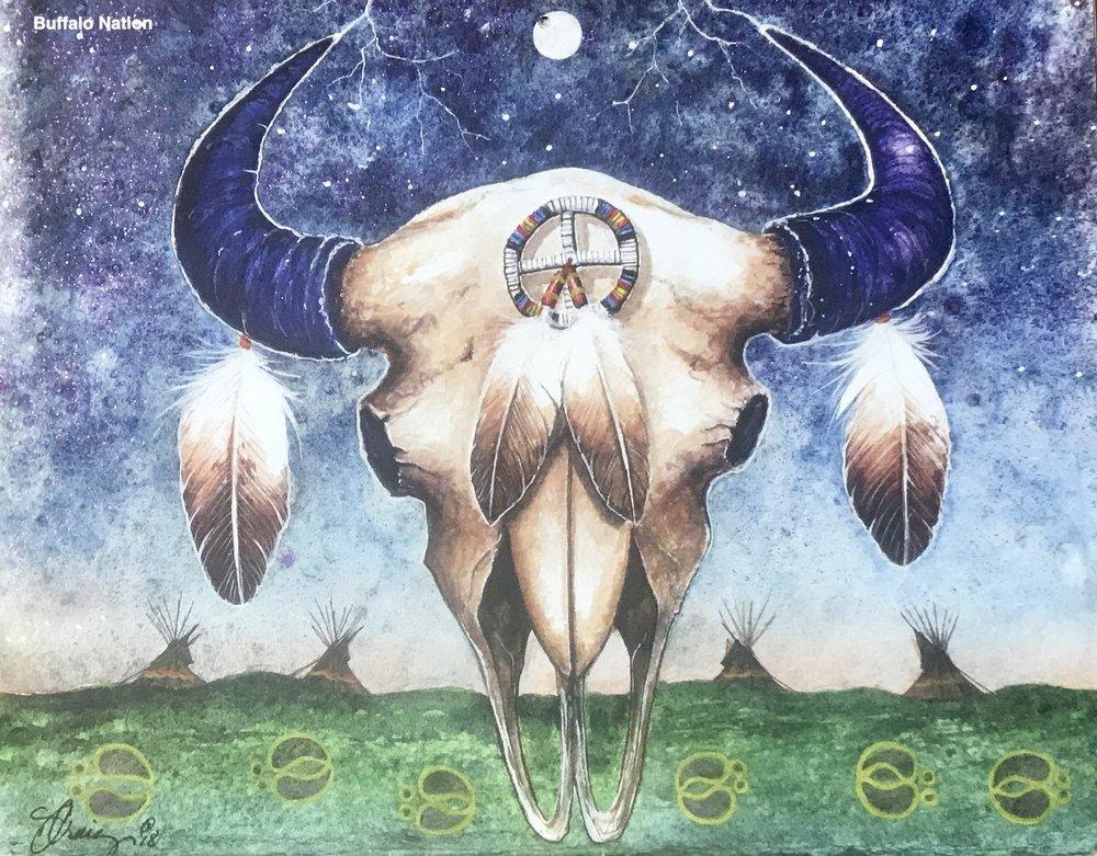 Image Courtesy of David Craig - Shamanic Visionary Artist