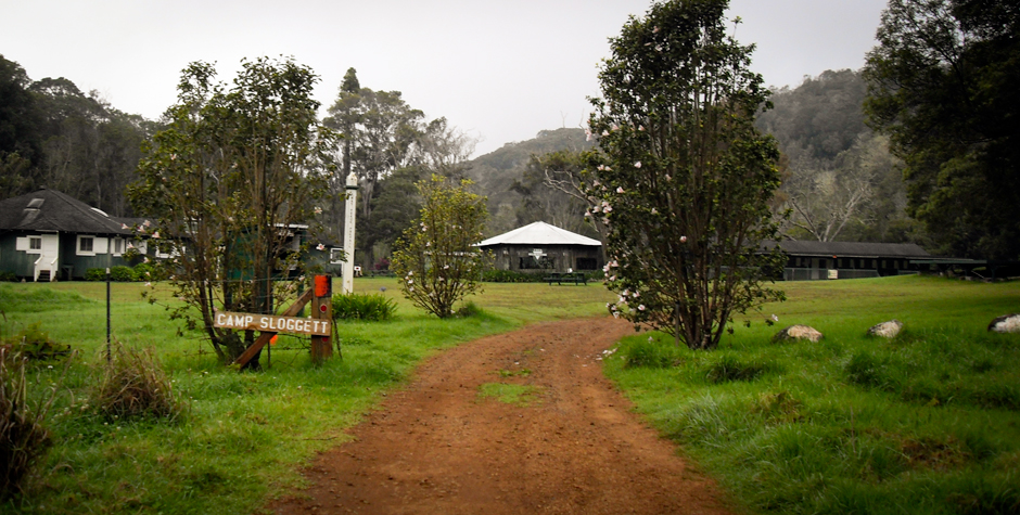 Kauai Shamanism Retreat Camp Sloggett