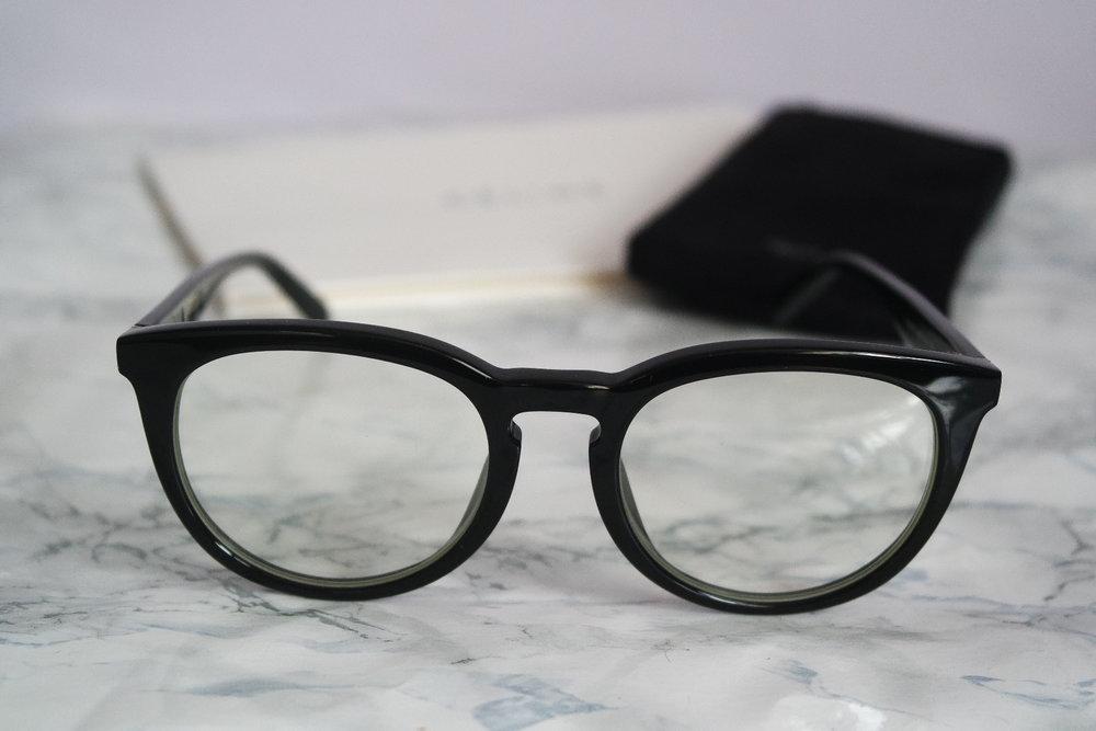 Celine Thin Donnie Round Eyeglasses Frames (2 Colors) — Designer ...