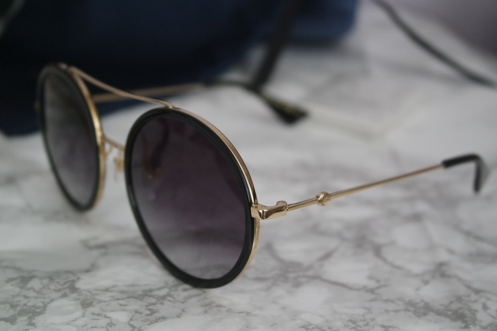 0087ab67a0 Gucci 0061S Oversized Wired Circle Sunglasses (3 Colors) — Designer Daydream