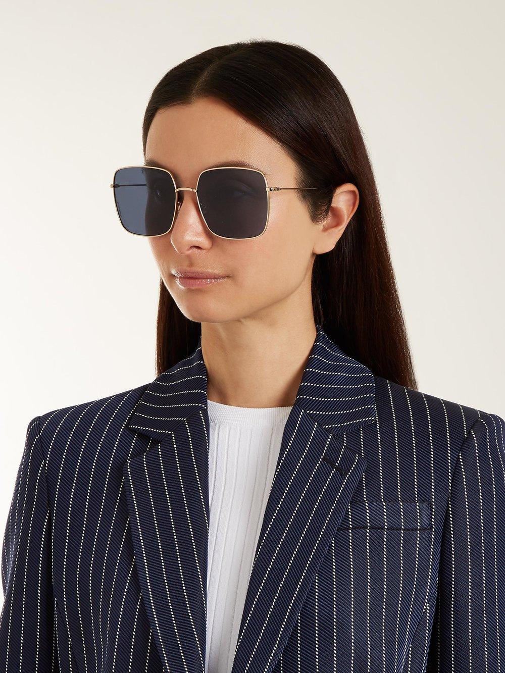 3b24a5410722 Dior Stellaire 1 Square Sunglasses (3 Colors) — Designer Daydream
