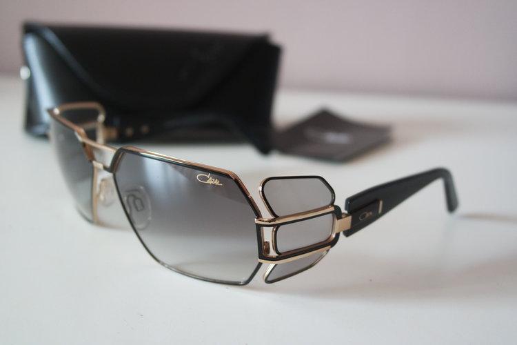 7b75ab3636 Cazal 9007 Vintage Shield Sunglasses (2 Colors) ...