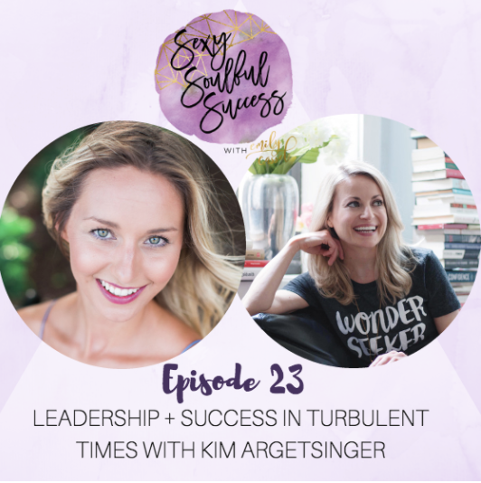 Kim Argetsinger leadership and success interview