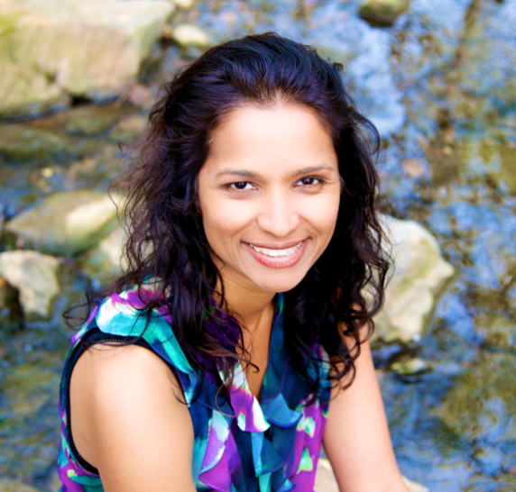 "Manisha Tare - ""There are so many times when we just run through our days and our weeks, and we don't even know what we're thinking about because we're thinking about so many things.""On meditation and awareness: ""Part of the practice is just to tune in to see...where am I placing so much of my attention.""On the benefits of meditation: ""It's grown my capacity to sit with what's uncomfortable.""""When you have a meditation practice there's just a little bit more space that gets created."""