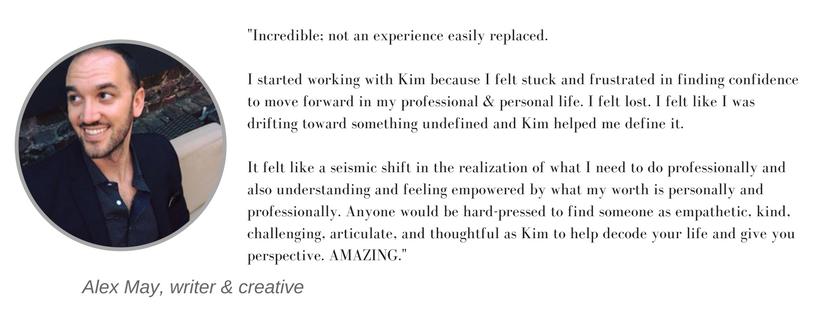 Kim Argetsinger testimonial