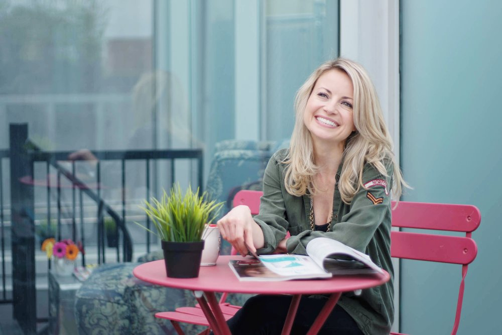 Kim Argetsinger mindset business coach