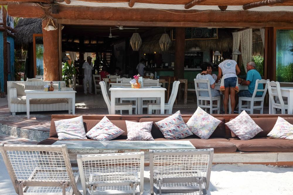 Mandarina restaurant