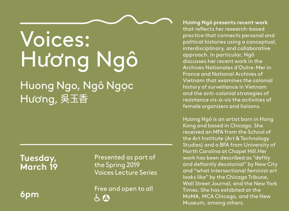 News — Huong Ngo