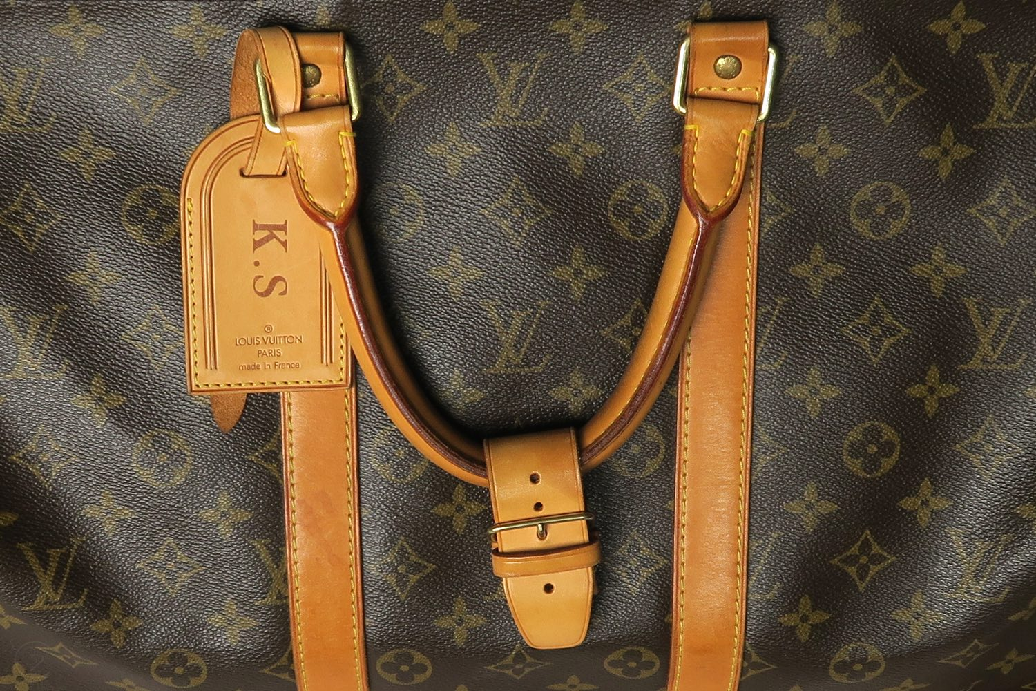 55ecd61cb51a My Louis Vuitton Keepall 55 and Speedy 25 Are The Perfect Twins ...