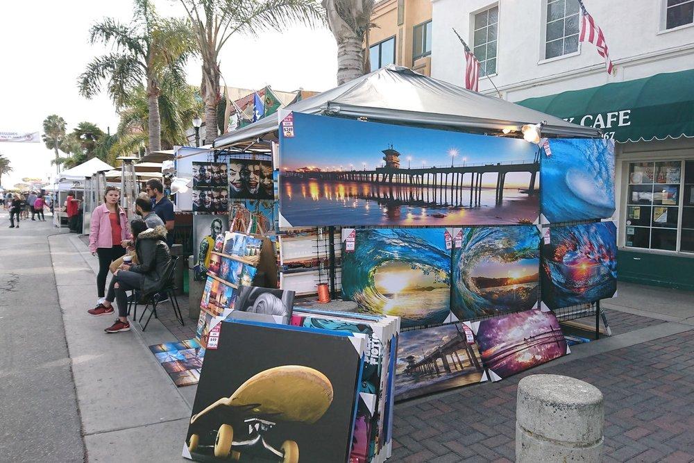 huntington-beach-california-character-32-c32-travel-america-usa-orange-county-markets-art