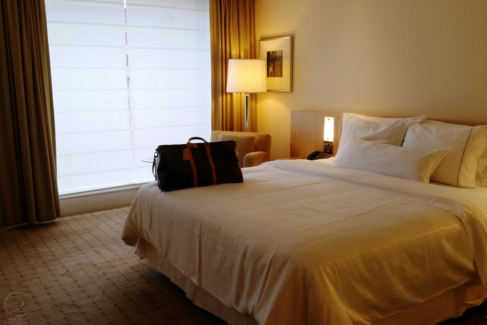 The Westin Sydney vs Four Seasons Hotel Sydney reviewed