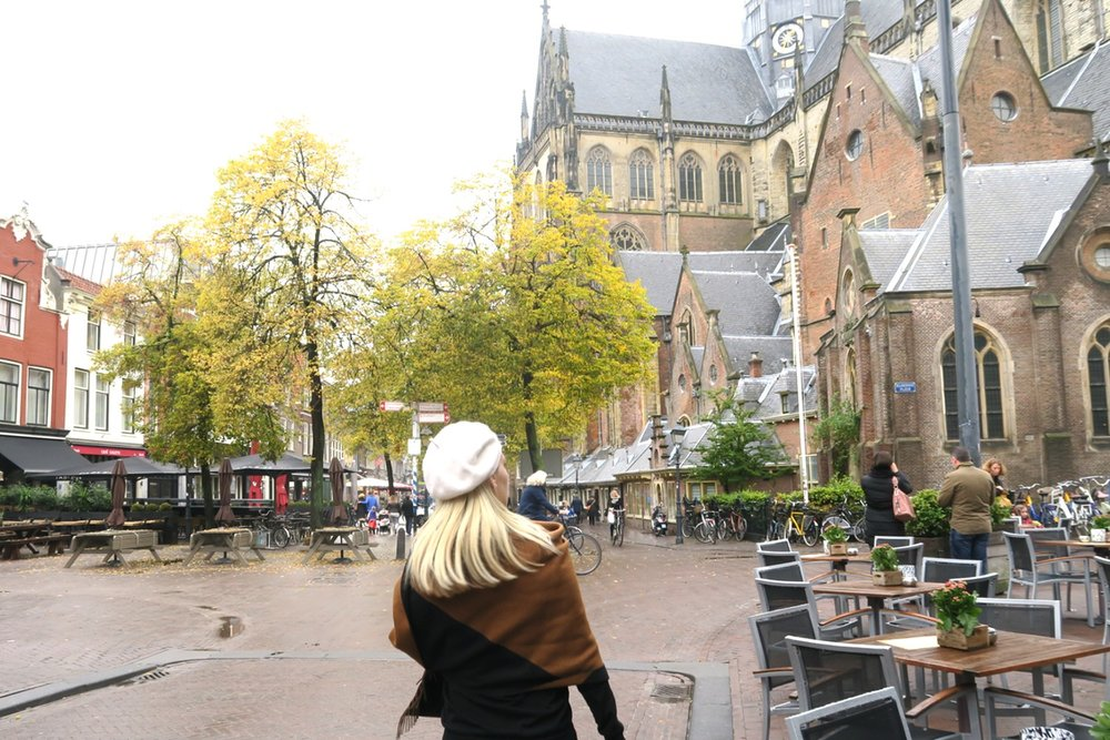 Haarlem in The Netherlands Is a Must See City