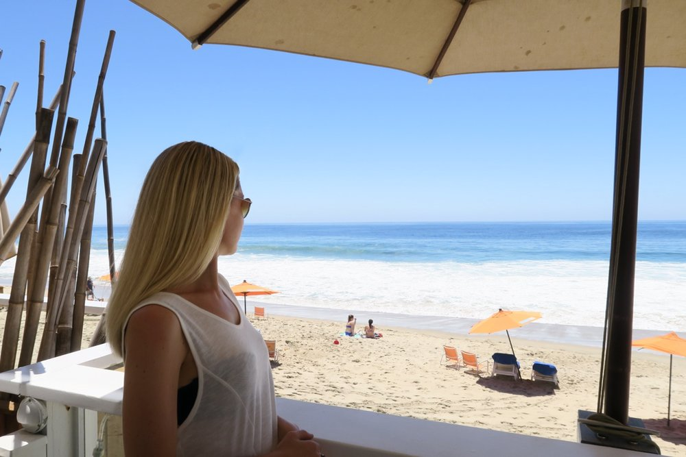 Great places to eat in Laguna Beach Orange County – The Deck and Active Culture