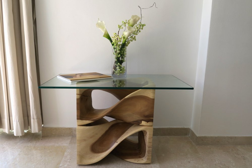 Designer Wooden Twists from Ovas for that Unique Furniture Look