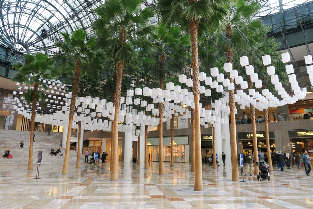 If You're Shopping Downtown NYC Then Check Out Brookfield Place
