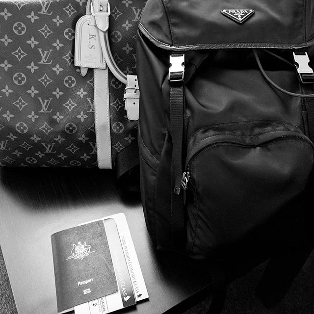 #c32gt Globetrotter: The time has come to say goodbye to Australia for a while... London is calling! Can't wait to get back... #travel #globetrotter #globetrotting #character32 #sq #singaporeairlines #business #herewego #prada #louisvuitton #travellife #adelaide #london  #passport #passportpassion #mylife #australia #businesslounge #krisflyer #frequentflyer #longhall #blackandwhitephotography