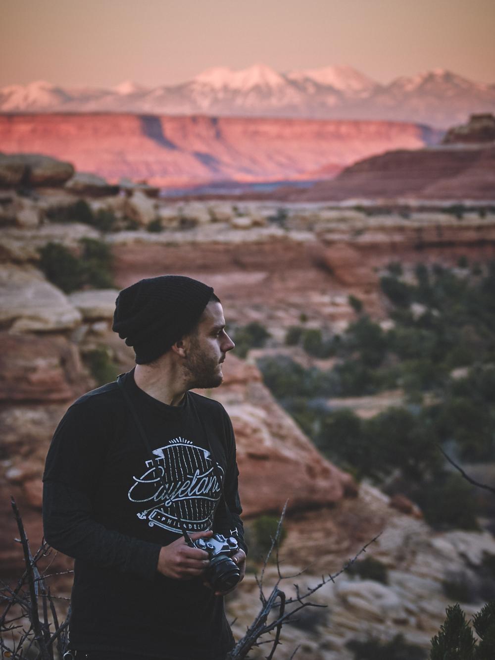 Adam - Canyonlands