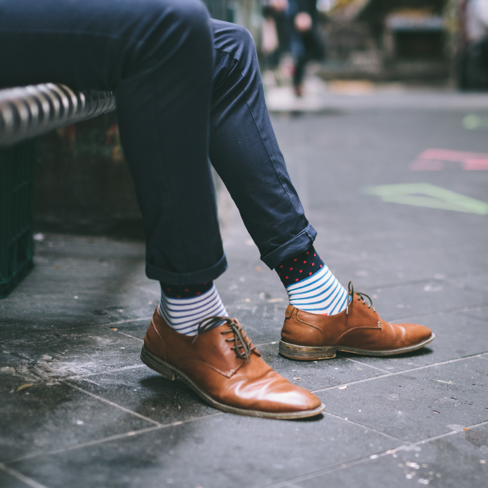 SIRSOCK™ - Dapper Men's Socks - www.sirsock.com