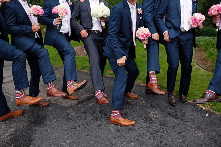 HAVE THE BOYS \'ON POINT\' FOR THE WEDDING DAY — SIRSOCK™