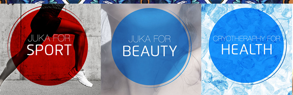 Juka for Sport, Beauty, and Cryotherapy for Health