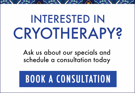 Interested in Cryotherapy