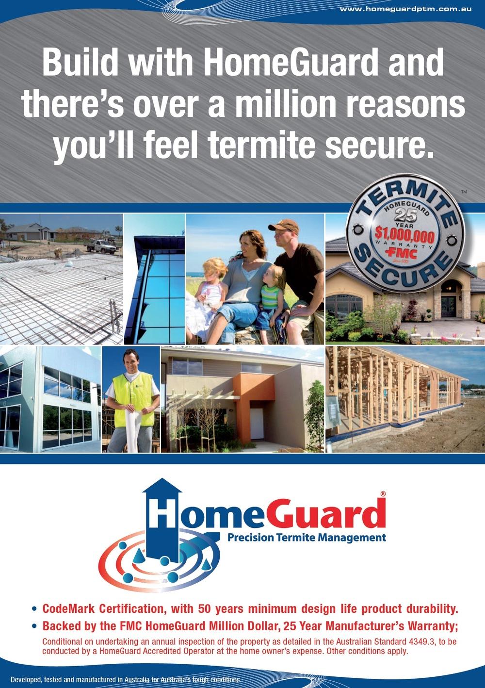 Homeguard brochure