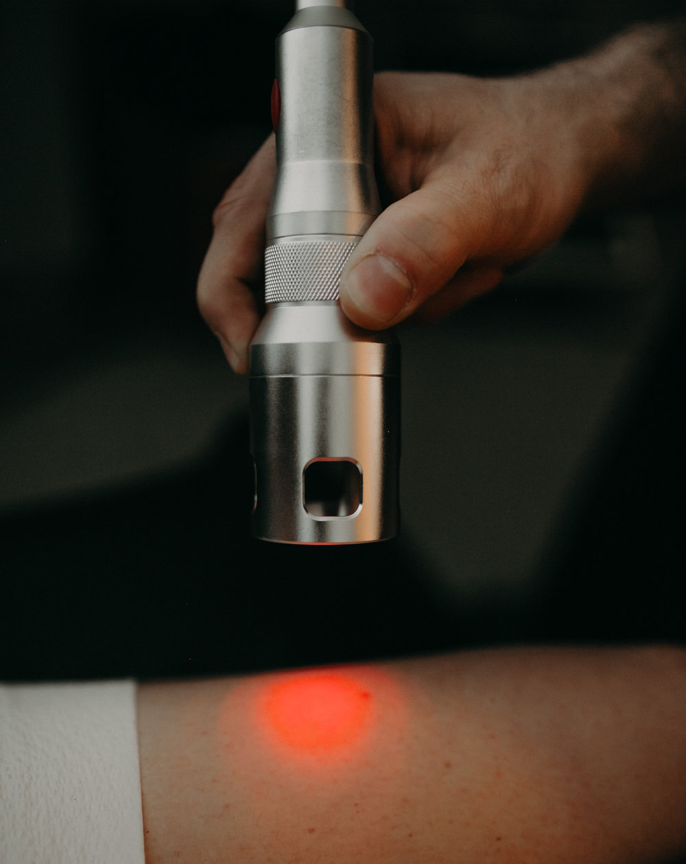 Diowave Laser Shooting Down.jpg