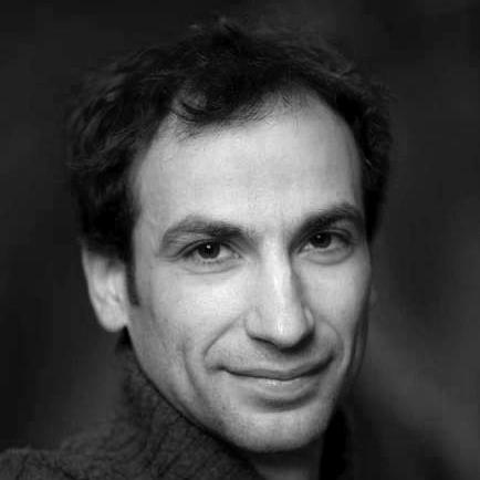 Michele Polito  Bühneneurythmist und Dozent am Goetheanum